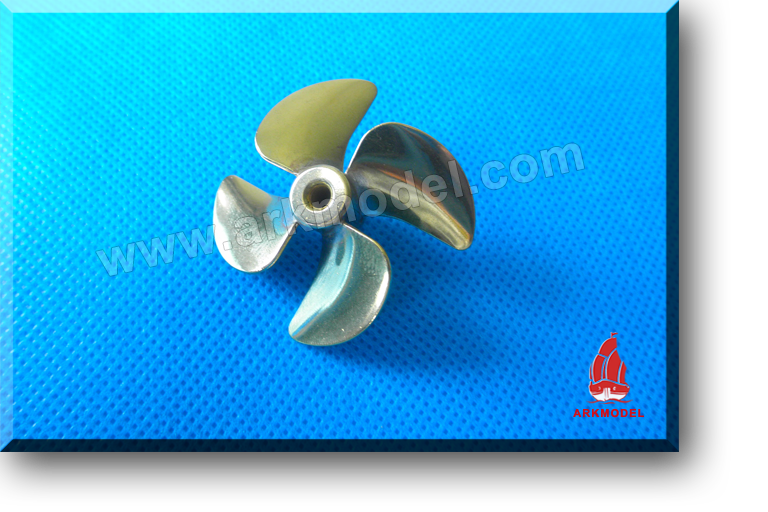 4blades M4 diameter45mm Brass Propeller(L/R) 170 Series
