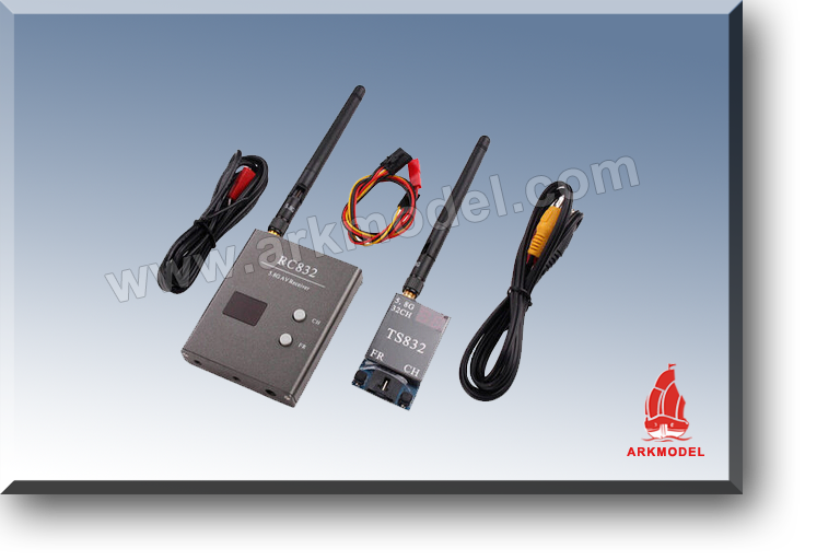 5.8G wireless video transmission system