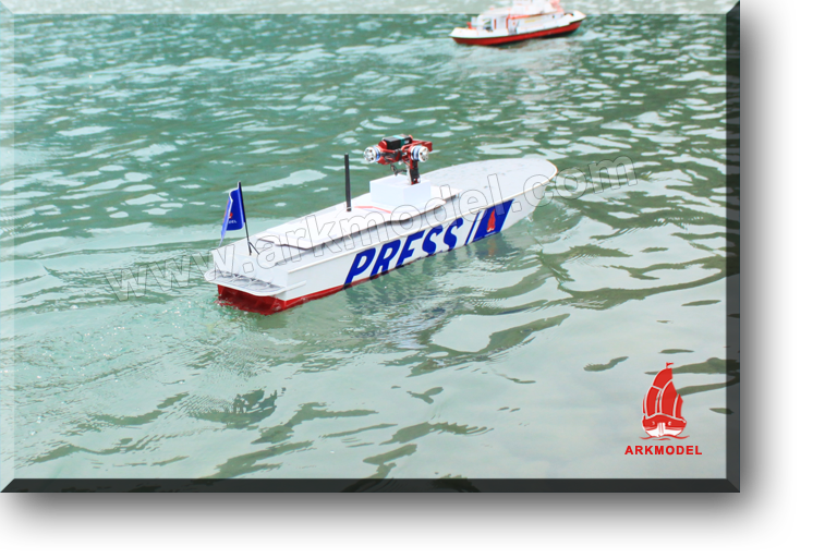 Observer 10 Photography unmanned boat