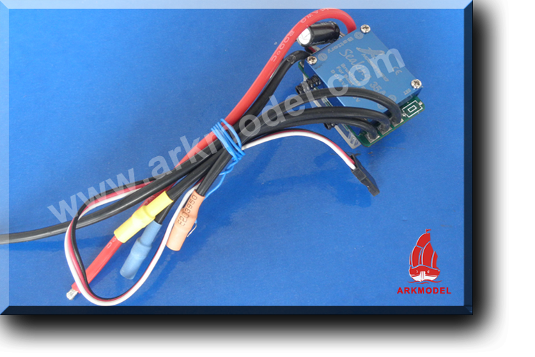 ESC(brushless) SEAKING35A