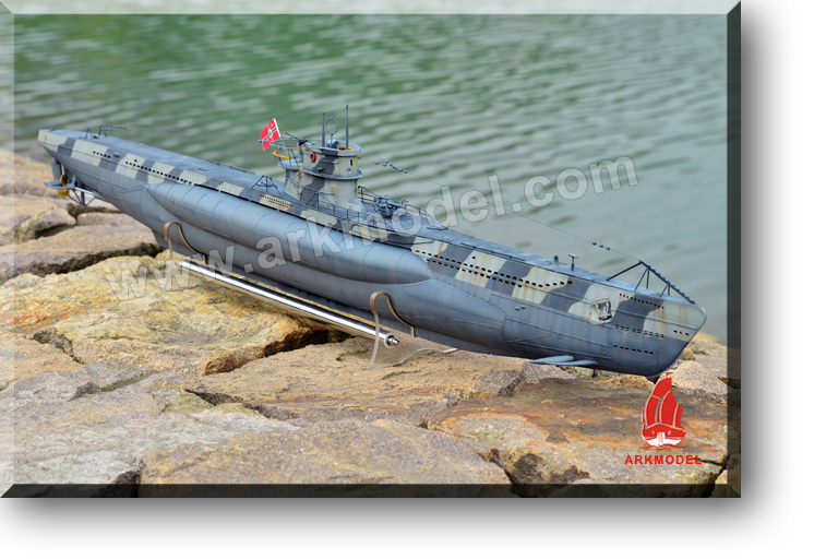 .1/48 GERMANY TYPE VIIC SUBMARINE