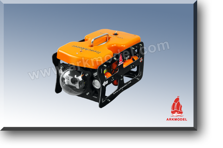 TrenchRover 110ROV underwater robot Brushless ARTR Coverall (Wireless)C7626F-B PACK