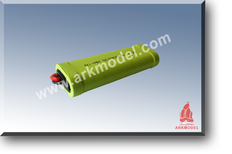 NI-MH Battery  7.2V/3AH