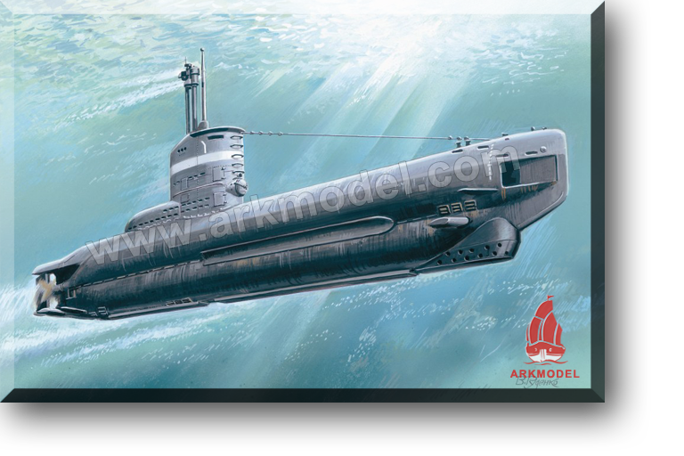 1/35 German Type XXIII U-Boat Coastal Submaine(Bronco Models)